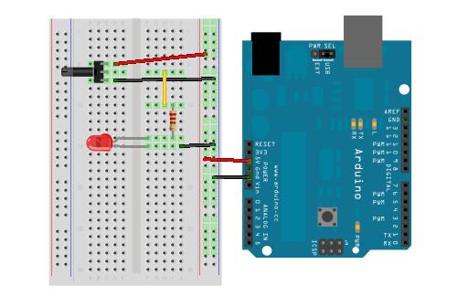 Arduino | Circuits and code